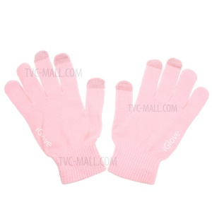 Interwoven Touch Screen Gloves for iPhone iPad and Capacitive Touchscreen Devices