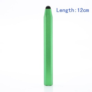 Hexagon Capacitive Touch Screen Pen Stylus for iPad iPhone Samsung HTC etc( Length 12cm) - Green