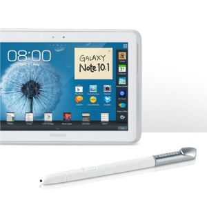 Stylus Touch Screen S Pen for Samsung Galaxy Note 10.1 N8000 N8010 - White