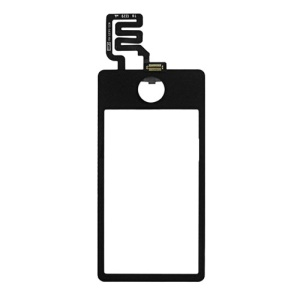 Touch Screen Digitizer Replacement for iPod Nano 7th Gen - Black
