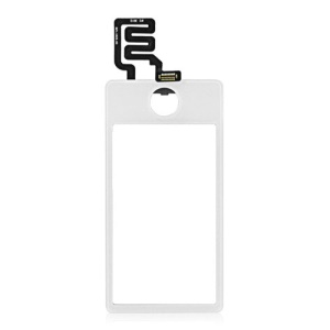 Touch Screen Digitizer Replacement for iPod Nano 7th Gen - White