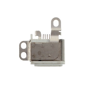 OEM Charging Port Connector Replacement for iPod Nano 7th - White