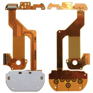 Original Keypad Flex Cable Ribbon Replacement for Nokia 7230