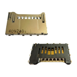 Memory Card Holder Socket for Nokia N70/ N72/ E60/ N770
