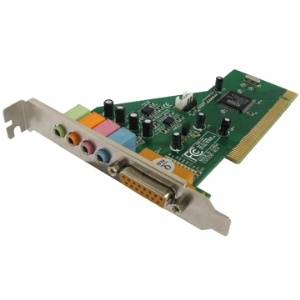 ES1373 4CH PCI Sound Card