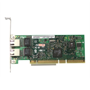 Intel PRO 1000 MT Dual Port PCI/PCI-X Gigabit  Network Server Adapter