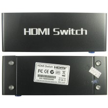 3 ports HDMI Switch with amplifier