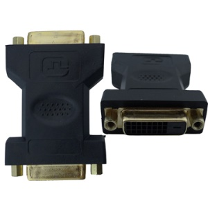 DVI 24+1 Female to DVI 24+1 Female Adapter