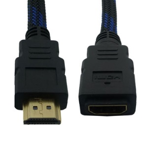 HDMI Male to HDMI Female  Cable(1.5M)