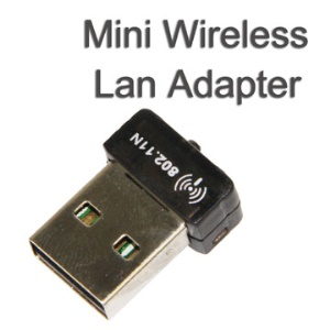 USB 802.11N 150M Mini Wireless Lan Adapter