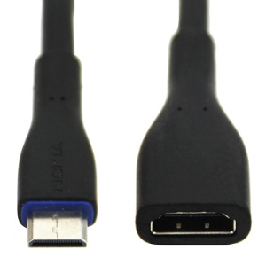 New CA-156 Mini HDMI to HDMI Cable for Nokia N8 E7