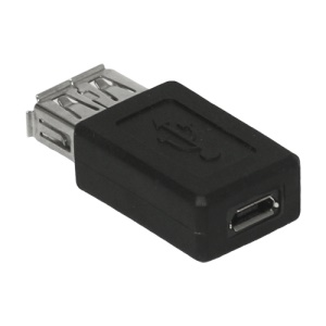 Micro USB A Female to USB 5 Pin A Female Adapter Converter