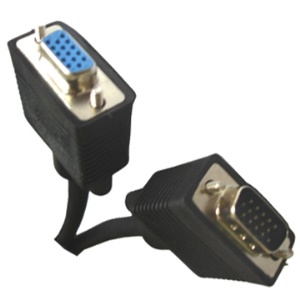 VGA 15Pin Male to VGA 15Pin Female wire (10m)