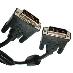 DVI 24+5 Pin Male to DVI 24+5 Pin Male Cable (3m)