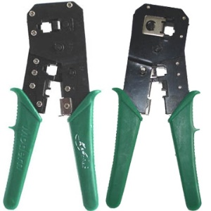 RJ45-RJ12-RJ11 crimping tools