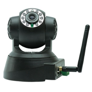 Wireless IP Camera WiFi Webcam Night Vision