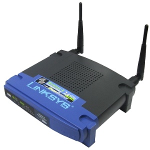 Wireless-G Broadband Router with SpeedBooster