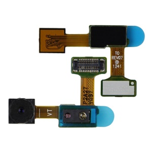 Front Camera Module w/ Flex Ribbon Cable for Samsung Galaxy Note ii N7100