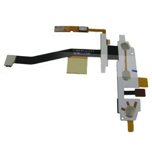 Original Keypad Flex Cable Replacement for Samsung I8000 Omnia II