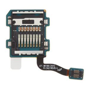 OEM SD Card Slot Holder Flex Cable for Samsung Galaxy S3 Mini I8190