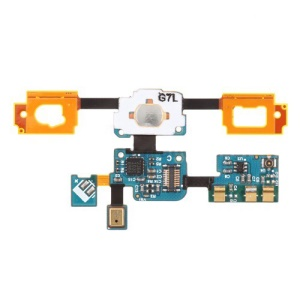 OEM Home Button Flex Cable Ribbon Repair Parts for Samsung i9000 Galaxy S