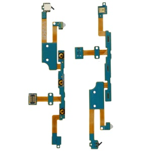 Power Volume Button Flex Cable Ribbon for Samsung Galaxy Note 8.0 N5100 N5110