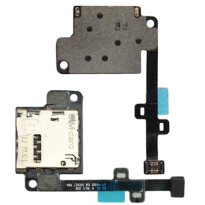Sim Card Tray Holder Flex Cable for Samsung Galaxy Note 8.0 N5100 N5110
