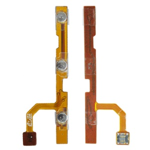 Original Samsung P1000 Galaxy Tab Volume Flex Cable Ribbon Part