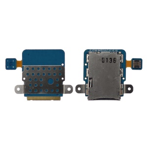 Sim Card Holder Tray Flex Cable for Samsung Galaxy Tab 8.9 3G P7300