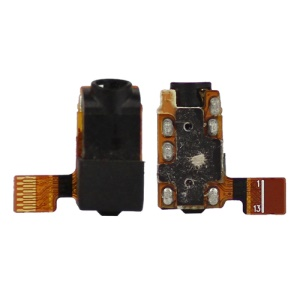 Headphone Earphone Jack Flex Cable for Samsung S5250 Wave525