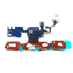 Keypad Flex Cable Ribbon w/ Motor and Microphone for Samsung Vibrant T959