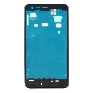 OEM LCD Display Frame for Samsung I9100 Galaxy S2 - Black