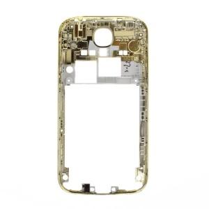 Electroplating Gold Middle Frame Bezel for Samsung Galaxy S4 S IV i9500 i9502 i9505