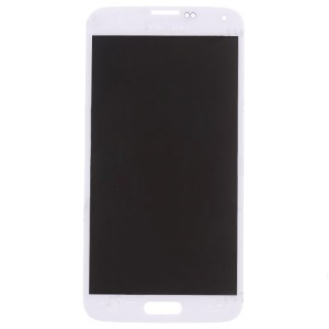 OEM LCD Display Touch Screen Digitizer Assembly for Sprint Samsung Galaxy S5 SM-G900P - White