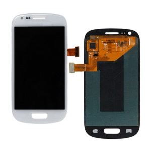 Touch Screen Digitizer LCD Assembly for Samsung i8190 Galaxy S iii Mini (OEM) - White