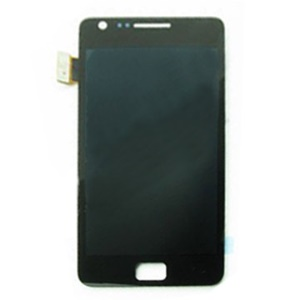 Original Digitizer and LCD Screen Assembly for Samsung I9100 Galaxy S II - Black