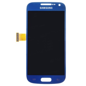 Blue OEM LCD Screen and Digitizer Assembly Replacement for Samsung Galaxy S4 mini GT-I9195 LTE
