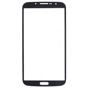 Black Front Outer Screen Glass Lens for Samsung Galaxy Mega 6.3 I9200