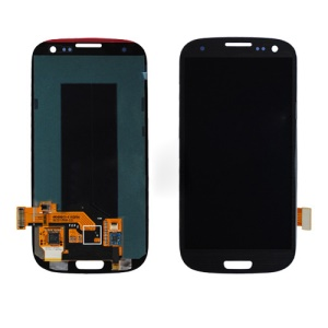 Samsung Galaxy S 3 III I9300 I535 I747 L710 T999 LCD Assembly with Touch Screen Digitizer (OEM) - Grey