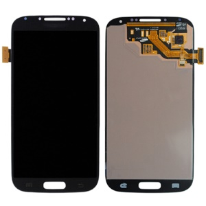 LCD Assembly with Touch Screen Digitizer for Samsung Galaxy S IV 4 i9500 i9505 OEM - Dark Blue