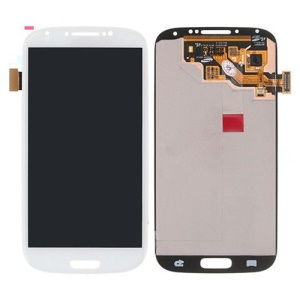 LCD Assembly with Touch Screen Digitizer for Samsung Galaxy S IV 4 i9500 i9505 OEM - White