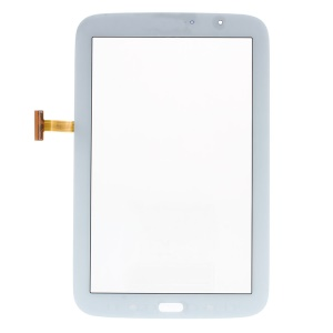 White Digitizer Touch Screen for Samsung Galaxy Note 8.0 N5110 (Extended Flex Cable) OEM