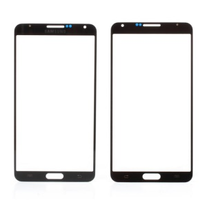 Black Grid Pattern Front Glass Screen Lens for Samsung N9005 Galaxy Note 3