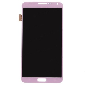 Pink for Samsung Galaxy Note 3 N9005 LCD Assembly with Touch Screen Digitizer (OEM)