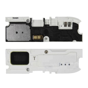 White Ringer Buzzer Loud Speaker for Samsung I317 Galaxy Note 2 AT&T (OEM)