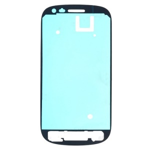 For Samsung Galaxy S3 Mini i8190 Front Housing Frame Adhesive Sticker (OEM)