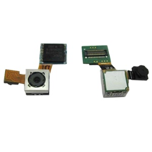 Samsung I9000 Galaxy S Front and Rear Camera Lens Flex Cable Replacement Original