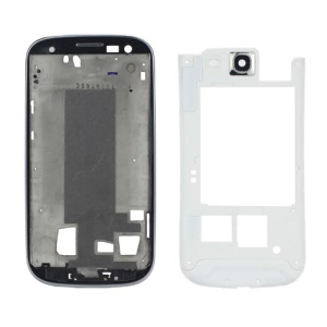 Middle Frame Bezel and Plate for Samsung i9300 Galaxy S3 S iii