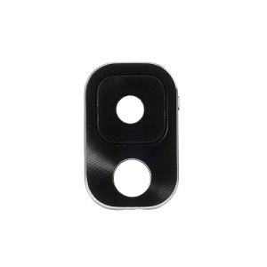 OEM Back Camera Lens Cover Frame Holder for Samsung Galaxy Note 3 N9006 - Black