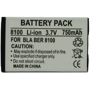 C-M2 Battery Replacement for Blackberry 8100 8110 8120 8130 8220 8230